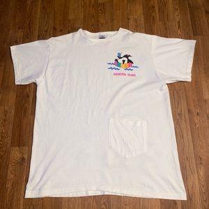 "VTG Gopher Sport ""Galveston Island"" Shirt,Size:2XL"